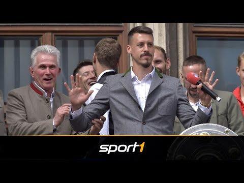 """Sandro Wagner: """"War eine Scheiß-Woche!""""    SPORT1"""