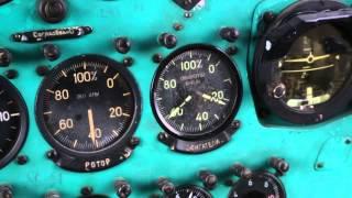 процедура запуска вертолета Ми-2(запуск ми-2 от аэродромного питания и бортовых аккумуляторов., 2014-03-17T04:00:16.000Z)