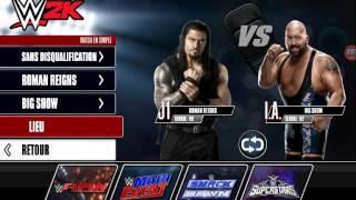 Comment jouer à WWE 2K15