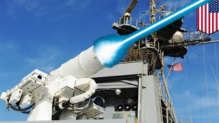 US Navy laser weapon: Navy awards $150m contract for 2 HELIOS systems - TomoNews