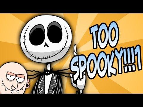 JACK'S SCARE VICTIM (Nightmare Before Christmas parody)