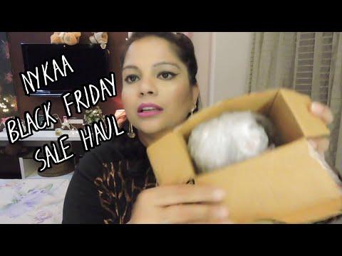 💸 Nykaa Black Friday Sale Haul November 💸 | MakeupAddict005