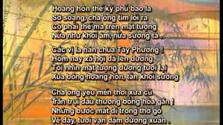 VAN HOC   CAC VI LA HAN CHUA TAY PHUONG P1