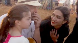 Deepika Padukone And Vin Diesel Fun Behind The Scenes of xXx: Return of Xander Cage Movie 2017