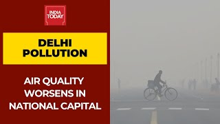 Air Quality In Delhi Worsens; Stubble Burning Takes 5% Of Pollution | Ground Report