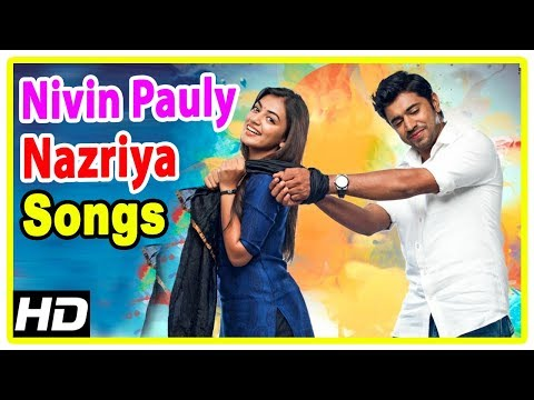 Latest Malayalam Movie Songs 2017 | Nivin Pauly Nazriya Songs | Om Shanthi Oshaana | Neram