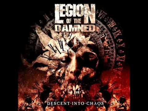 ♪♪  Legion Of The Damned - The Hand Of Darkness  ♪♪ mp3