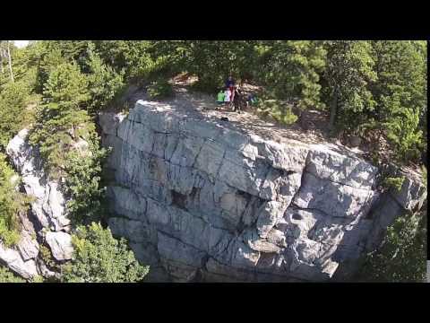 Raven's Rocks, WV by Drone