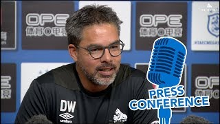 🧢 PRESS CONFERENCE   David Wagner previews Liverpool