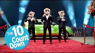 Top 10 Songs From Commercials(They're popular songs on their own, and they can sell products in ads better than jingles can. Welcome to http://www.WatchMojo.com, and today we'll be ..., 2015-10-22T17:00:00.000Z)