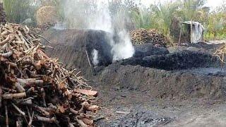 بالفيديو| في الدقهلية.. عندما يموت الأهالي اختناقًا من مكامير الفحم