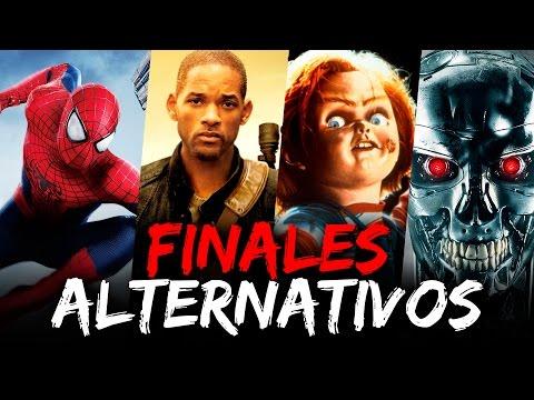 Los mejores finales alternativos de grandes películas - HD