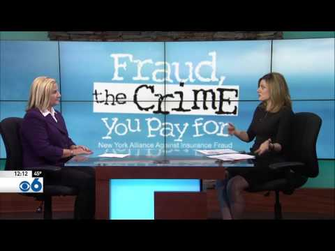 New York Alliance Against Insurance Fraud WRGB Interview