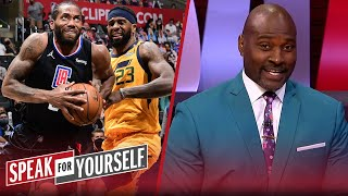 Marcellus Wiley insists his Clippers have taken full control of series | NBA | SPEAK FOR YOURSELF