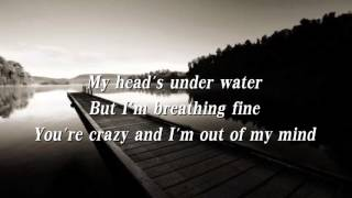 Repeat youtube video John Legend - All Of Me (Lyrics) -Sofia Karlberg Cover