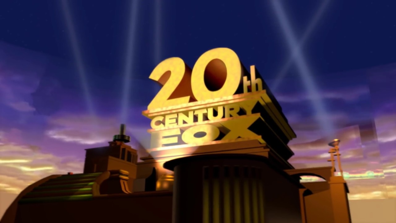 20th Blender Century Logo Fox 1994