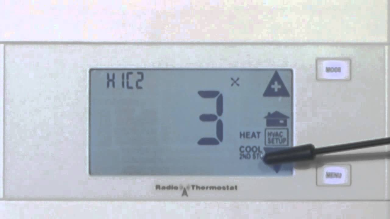 ct101 havc set up for conventional systems youtube rh youtube com Honeywell Thermostat Wiring Diagram Honeywell Thermostat Wiring Diagram