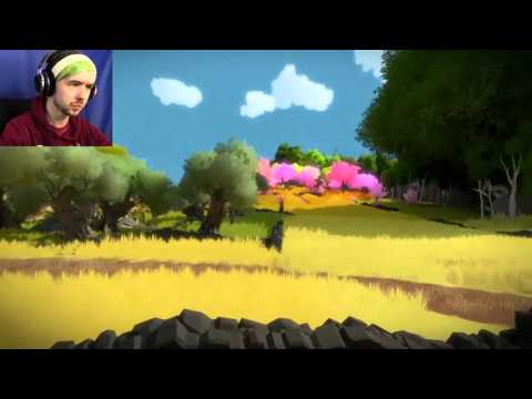 Jacksepticeye | A SPLASH OF COLOUR! | The Witness | Jacksepticeye