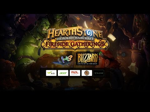 Hearthstone Showmatch : Beer The voice VS zbingz