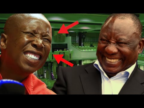 7 South African Parliament Funny Moments