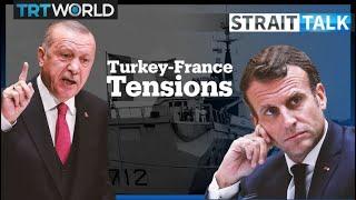Turkey-France Standoff in the Mediterranean