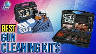Смотреть видео best gun cleaning kits