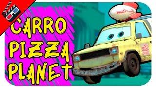 Zapętlaj O CARRO DO PIZZA PLANET EM TODOS OS FILMES DA PIXAR | Operação Cinema