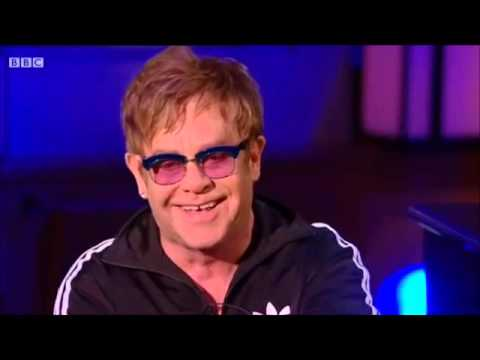 Elton John - Netherland 1976 - Sorry Seems To Be The ...