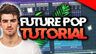 HOW TO MAKE THE CHAINSMOKERS STYLE - FL STUDIO TUTORIAL | FREE FLP