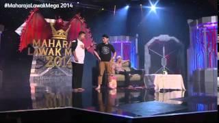 Maharaja Lawak Mega 2014 - Kerusi Panas 1 (Chilok)