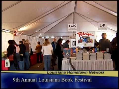 9th Annual Louisiana Book Festival