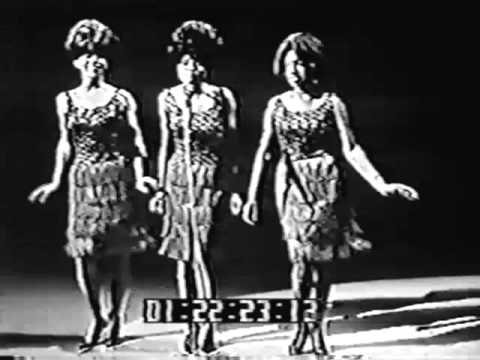"""The Supremes """"Come See About Me"""" on Shindig 11/64"""