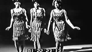 "The Supremes ""Come See About Me"" on Shindig 11/64"