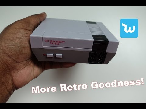 Mini Classic Game Console w/ 620 games Review and Q & A - Wish App