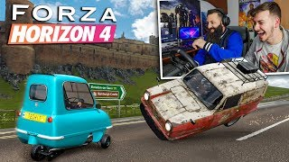 670 ΑΛΟΓΑ ΣΕ 3 ΡΟΔΕΣ! - Forza Horizon 4 |#16| TechItSerious