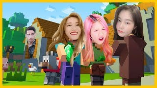 Minecraft with 39Daph Hachubby Nymn ☆ AngelsKimi