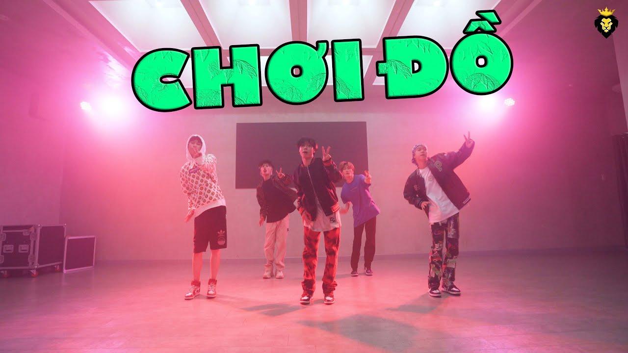 Choido - MCK x Wxrdie I STUDIO Vers | KIONX DANCE TEAM | SPX ENTERTAINMENT