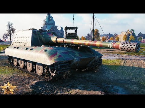 Jagdpanzer E 100,