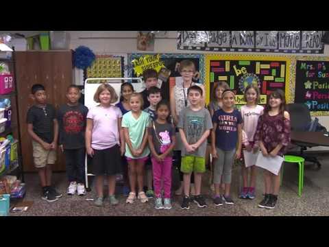 Today's Classroom - Jackson Davis Elementary School