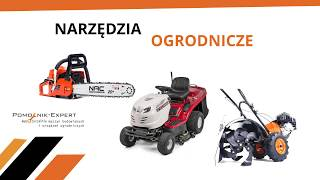 Wypożyczalnia maszyn budowlanych narzędzia ogrodnicze narzędzia czyszczące Bronina Pomocnik-Expert