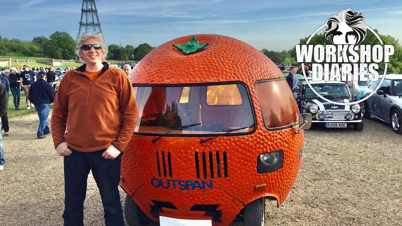 Download Edd China's Workshop Diaries Episode 6 (Outspan Orange Part 1 & Electric Ice Cream Van Part 4)
