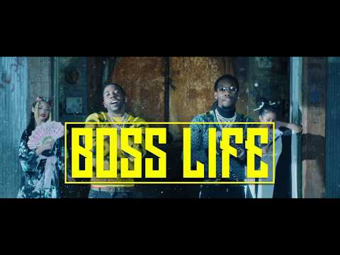 YFN Lucci Boss Life ft. Offset (Official Music Video)