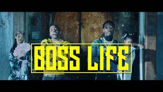 Смотреть клип Yfn Lucci - Boss Life Ft. Offset