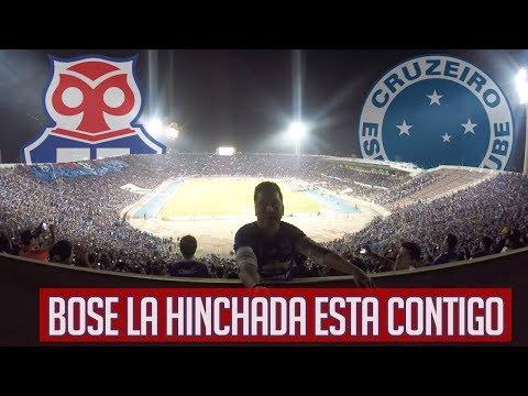 U. DE CHILE 0 VS CRUZEIRO 0 - EMPATE AMARGO EN LA COPA