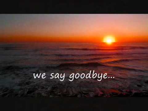 All we ever do is say Goodbye - John Mayer (with Lyrics)