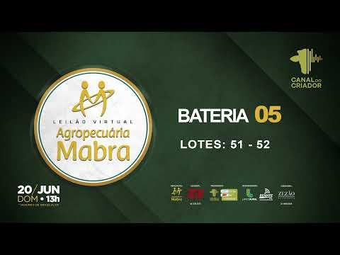 BATERIA 5  51   52