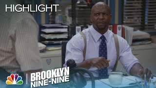 Brooklyn Nine-Nine - Terry Loves Lavender Yogurt (Episode Highlight)
