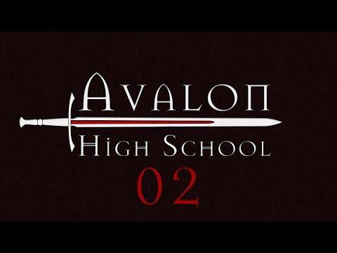 Avalon High School Roll4It #02 ET TU, ARTY? - Arthurian Legend Monsterhearts