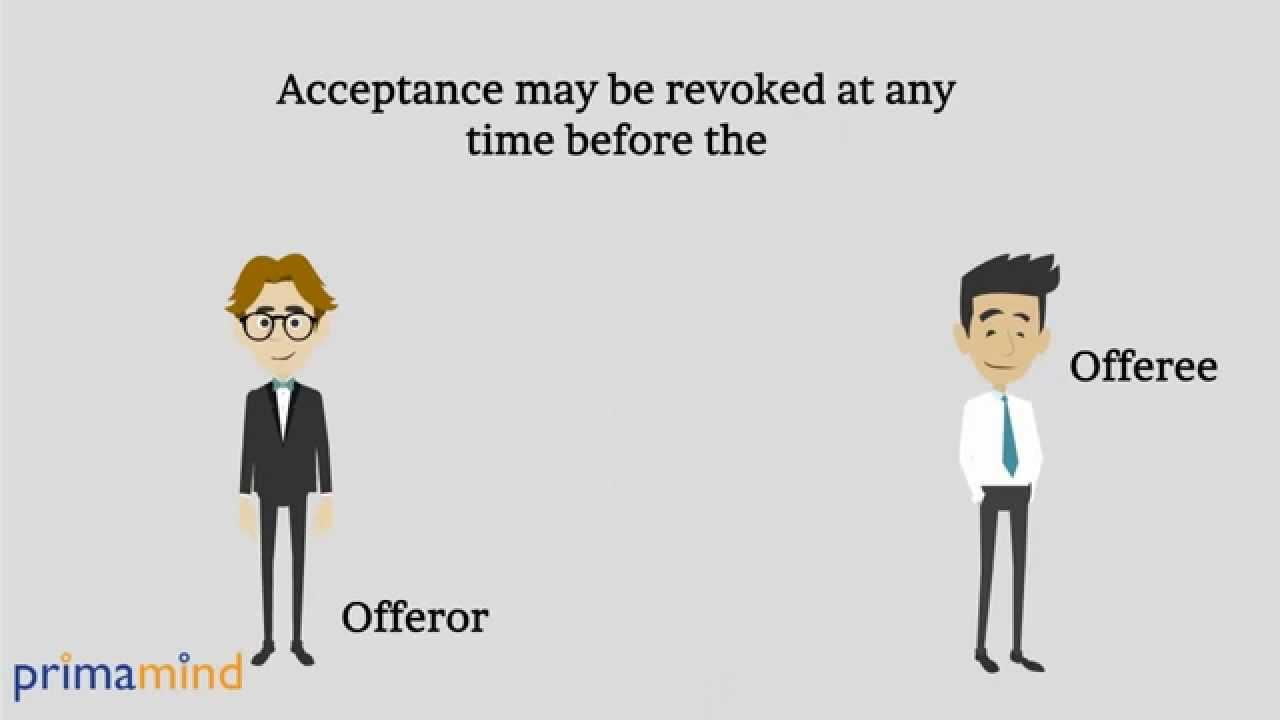 revocation of acceptance revocation of acceptance