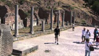 DELPHI-GREECE -VISIT THE DELPI -MUSEUM AND ARCHAEOLOGICAL SITE  tourism